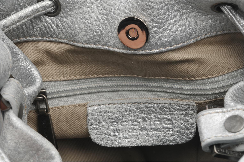 Handbags Sabrina Anaé Silver back view