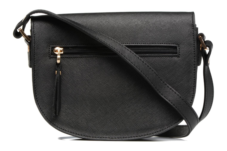 Handtaschen Sabrina Rebecca schwarz ansicht von vorne