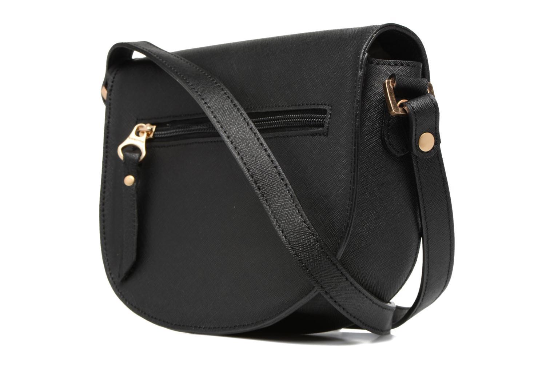 Handtaschen Sabrina Rebecca schwarz ansicht von rechts