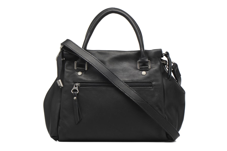 Handtaschen Sabrina Judith schwarz ansicht von vorne