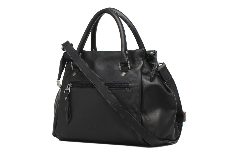 Handtaschen Sabrina Judith schwarz ansicht von rechts