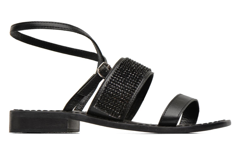 Sandales et nu-pieds Elizabeth Stuart Hoban 683 Noir vue derrière