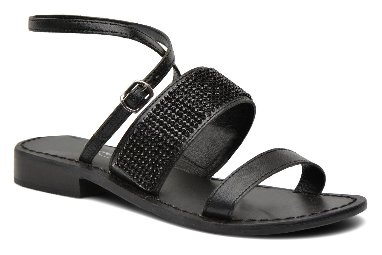 Sandales et nu-pieds Elizabeth Stuart Hoban 683 Noir vue détail/paire