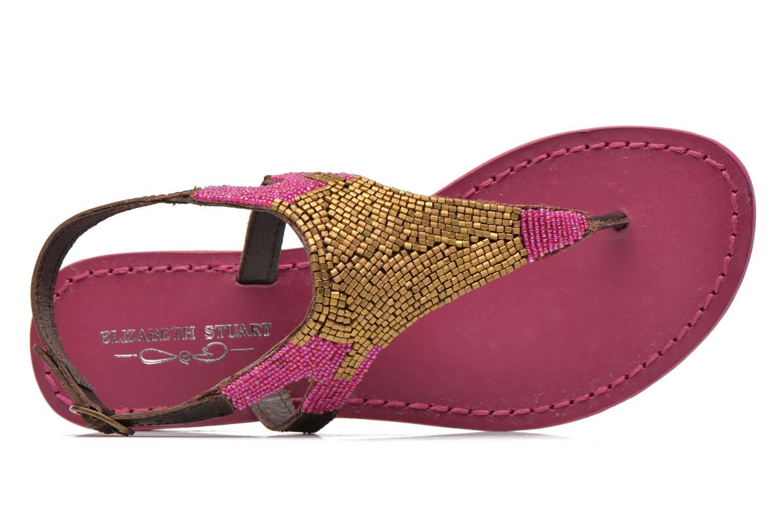 Sandales et nu-pieds Elizabeth Stuart Hogo 682 Rose vue gauche