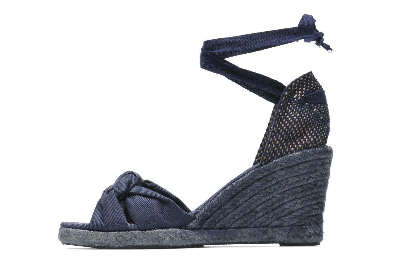 Sandalen Elizabeth Stuart Riam 605 blau ansicht von vorne