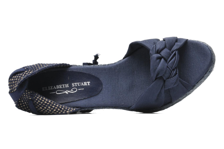 Sandalen Elizabeth Stuart Riam 605 blau ansicht von links