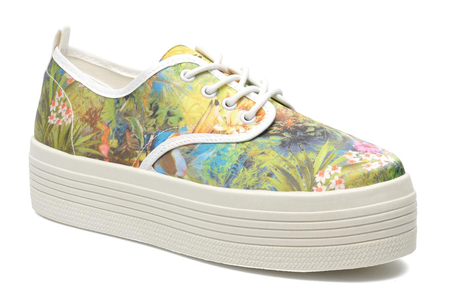 Trainers Ippon Vintage Yuka Flowers Multicolor detailed view/ Pair view