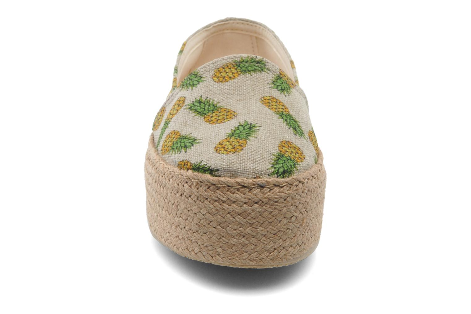 Espadrilles Ippon Vintage Nami beach Multicolor model view