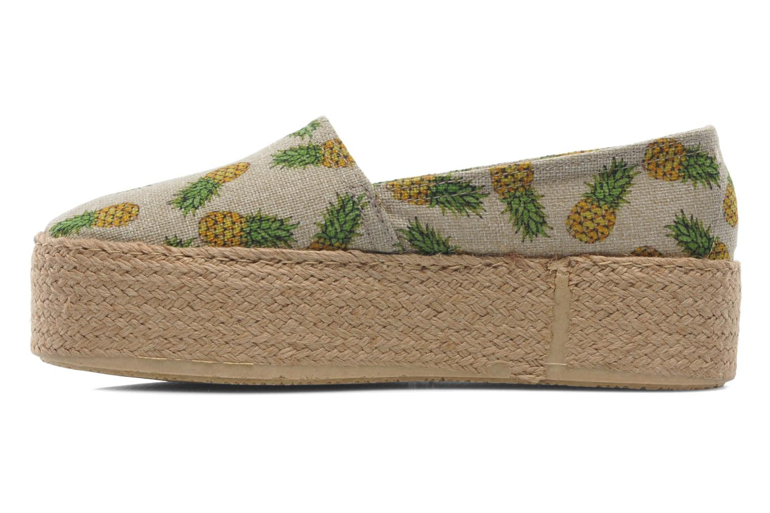 Espadrilles Ippon Vintage Nami beach Multicolor front view