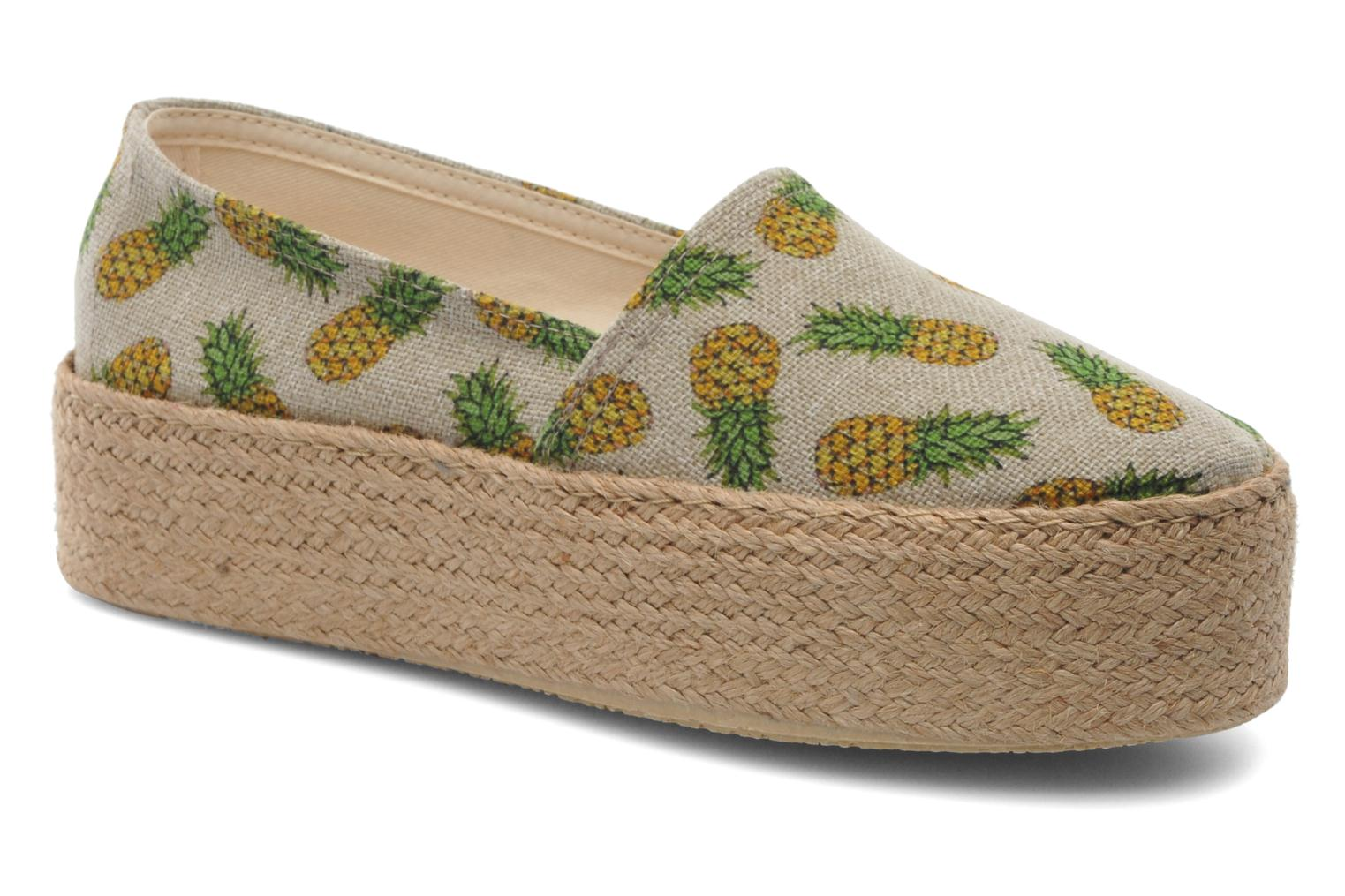 Espadrilles Ippon Vintage Nami beach Multicolor detailed view/ Pair view