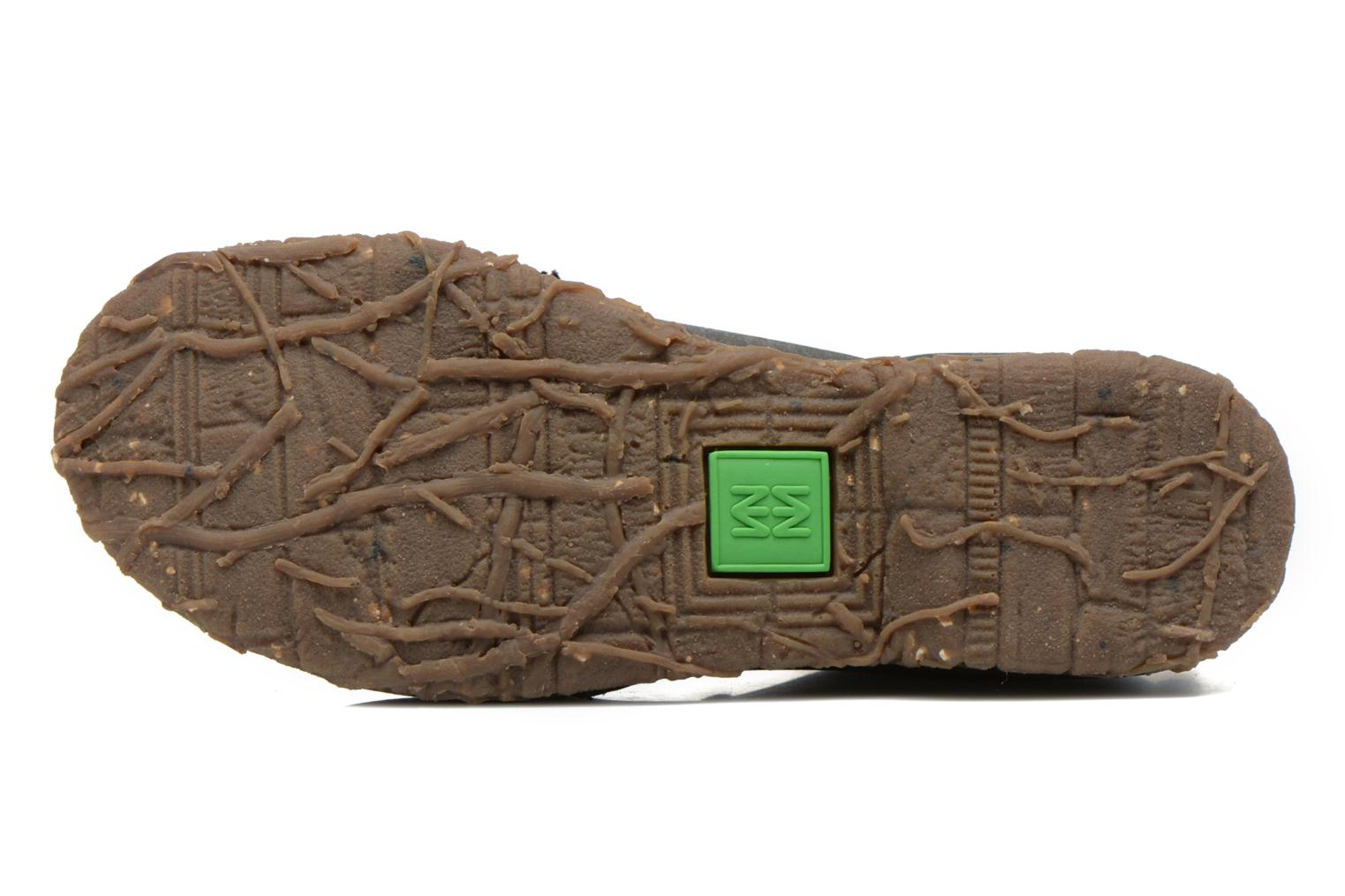 Lace-up shoes El Naturalista Ankor N974 Black view from above