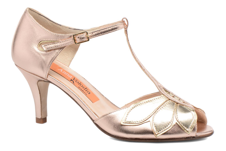 Grandes descuentos últimos zapatos Anna Volodia Mama (Oro y bronce) - Zapatos de tacón Descuento
