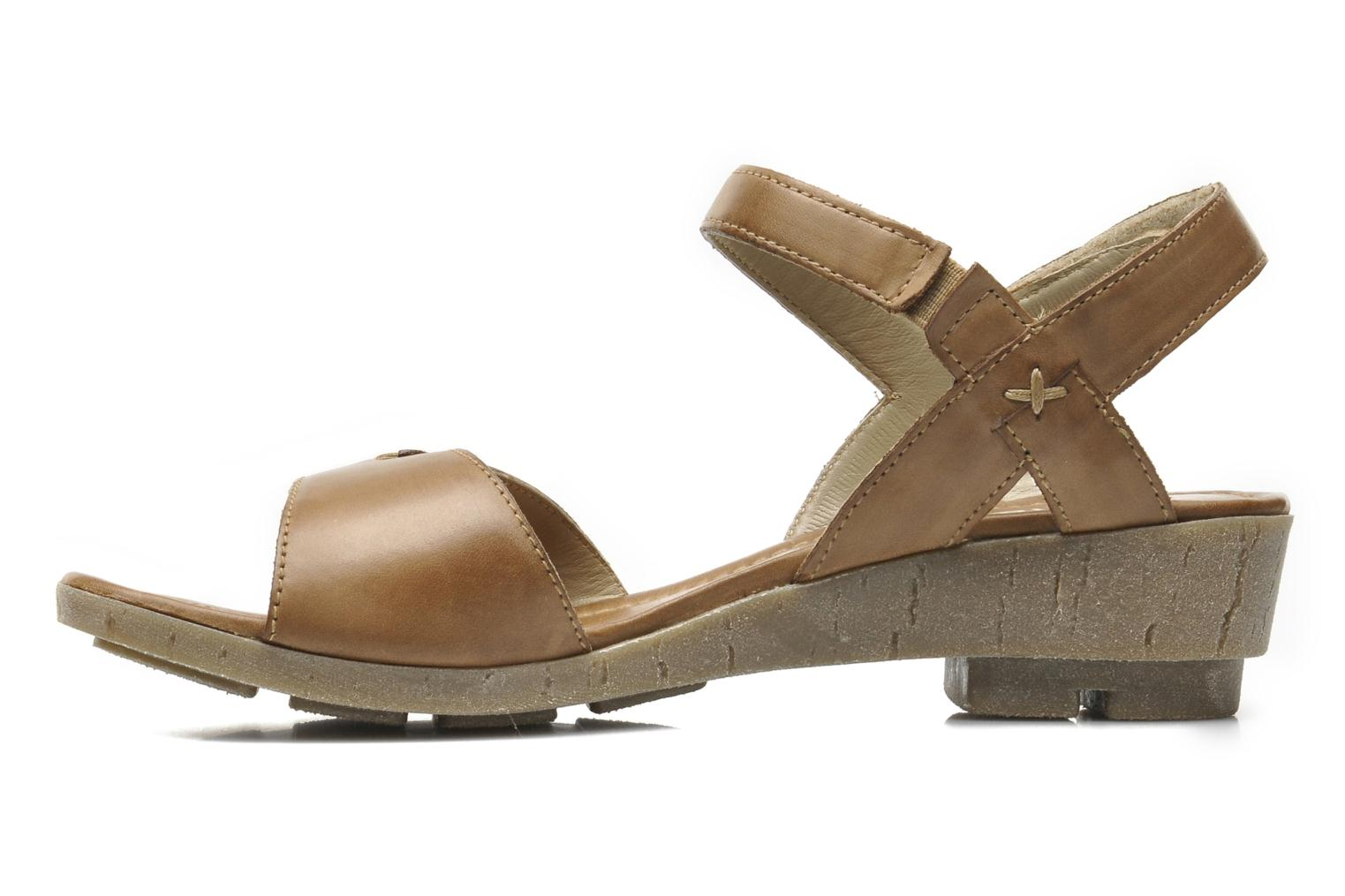 Sandals Khrio Roso N Brown front view