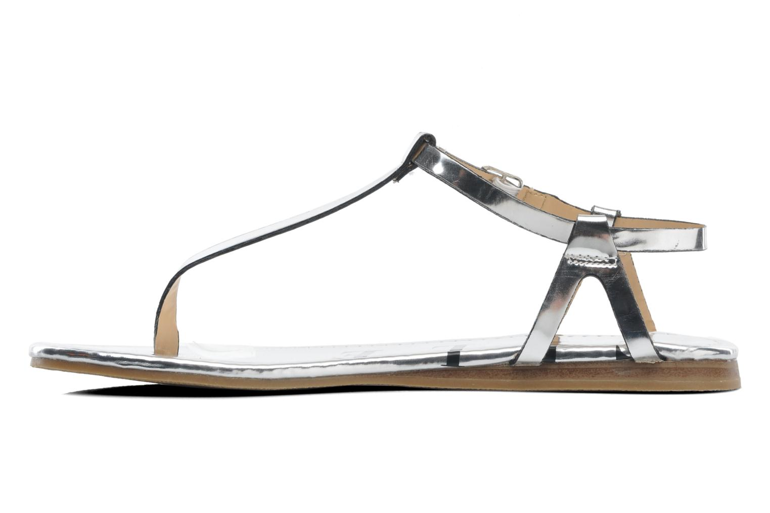 Sandals Elle Marly Silver front view