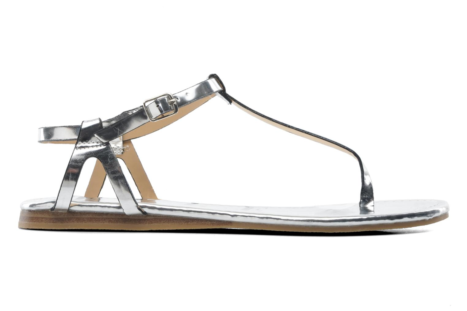 Sandals Elle Marly Silver back view
