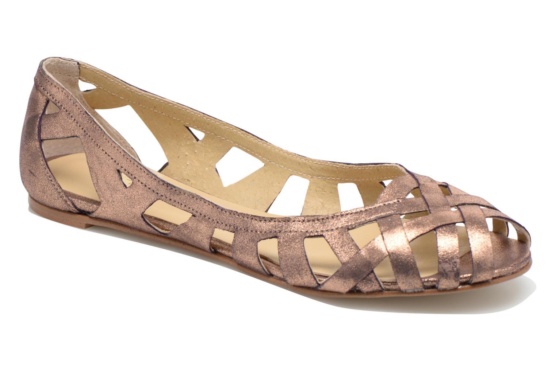Grandes descuentos últimos zapatos Jonak DERAY (Oro y bronce) - Bailarinas Descuento