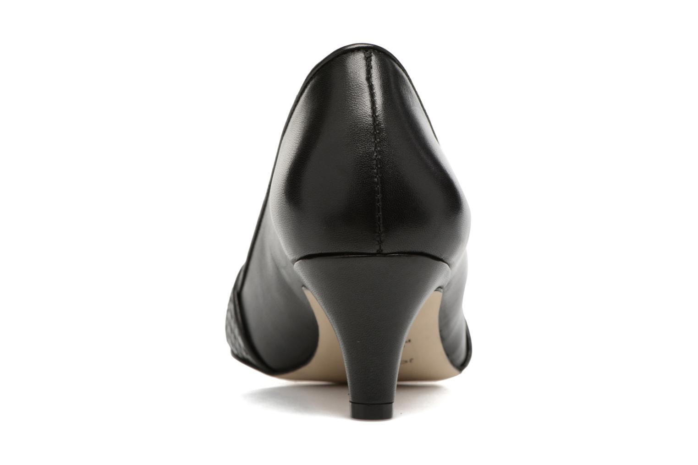 Zapatos de tacón Jonak AMUT Negro vista lateral derecha