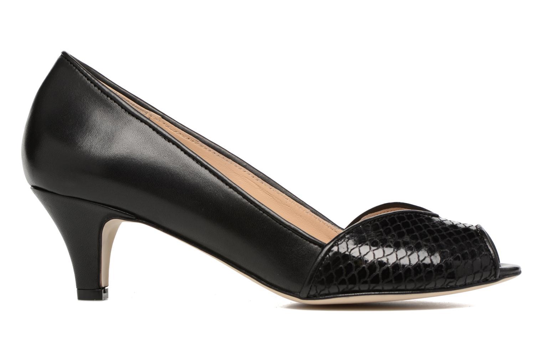 High heels Jonak AMUT Black back view