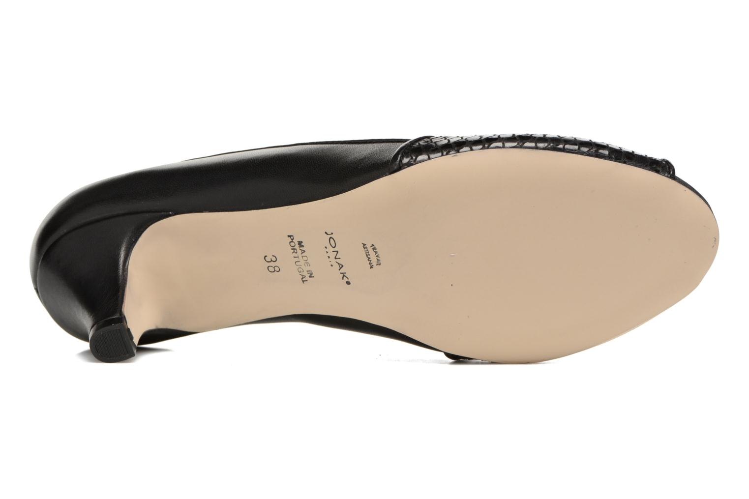 High heels Jonak AMUT Black view from above