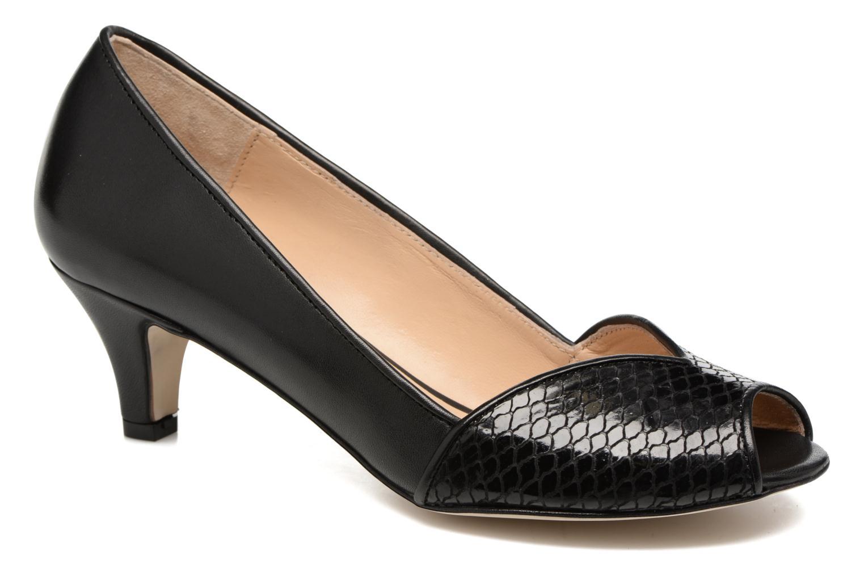 High heels Jonak AMUT Black detailed view/ Pair view