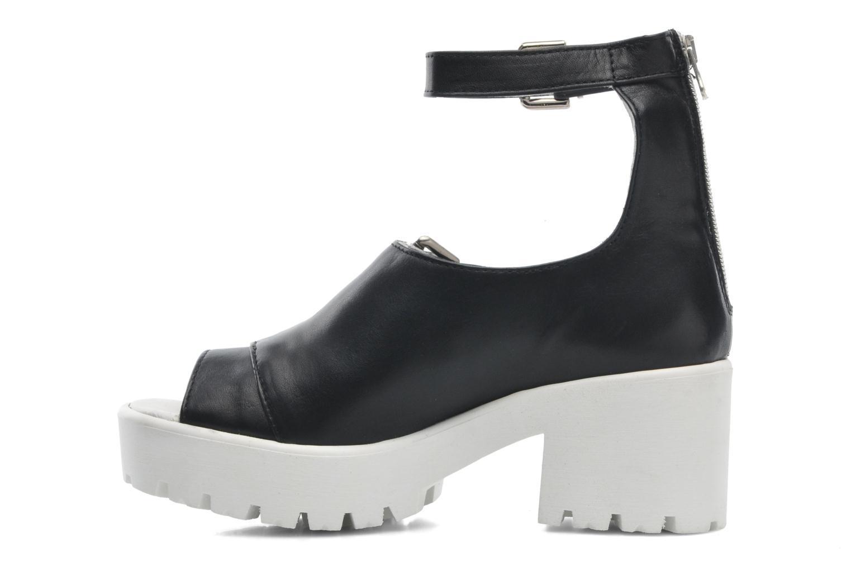 Sandalen Swear Olga 1 Zwart voorkant