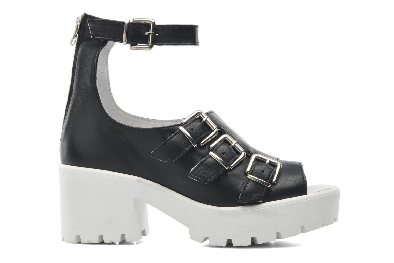 Sandalen Swear Olga 1 Zwart achterkant