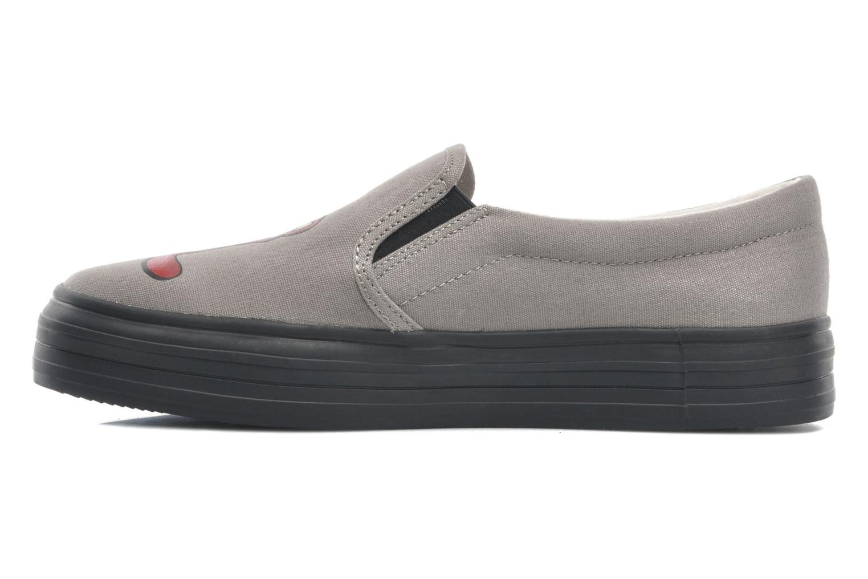 Sneaker YOSH x SWEAR YOSH X SWEAR 2 M grau ansicht von vorne