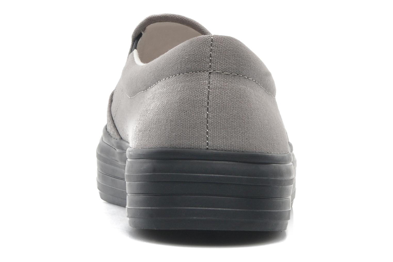Sneaker YOSH x SWEAR YOSH X SWEAR 2 M grau ansicht von rechts