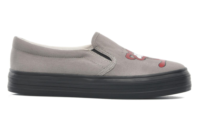 Sneaker YOSH x SWEAR YOSH X SWEAR 2 M grau ansicht von hinten