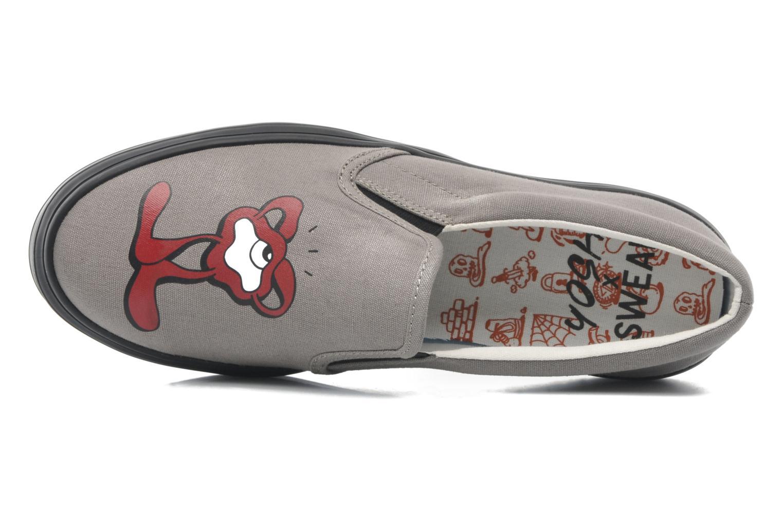Sneaker YOSH x SWEAR YOSH X SWEAR 2 M grau ansicht von links