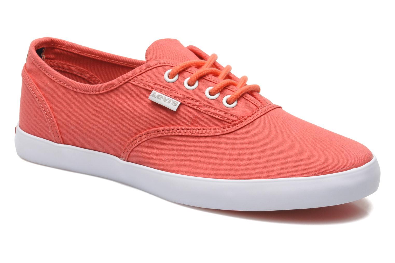 Sneaker Levi's Palmdale Lace Up rosa detaillierte ansicht/modell