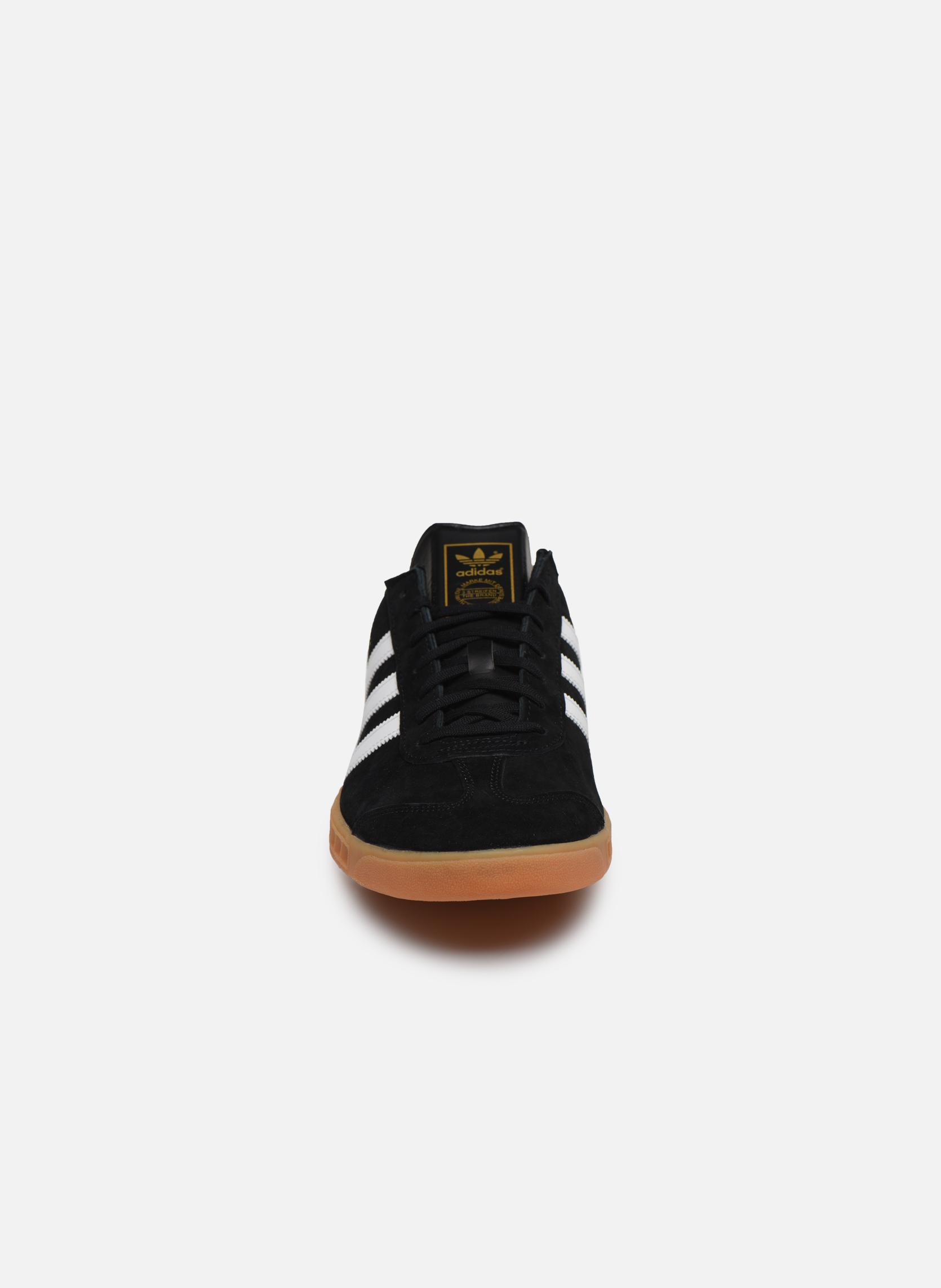Sneakers Adidas Originals Hamburg Svart bild av skorna på