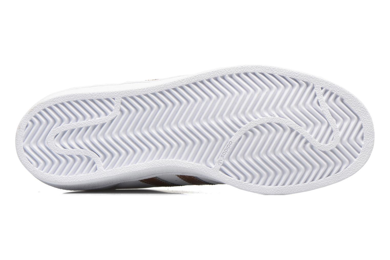 Sneakers Adidas Originals Superstar W Vit bild från ovan