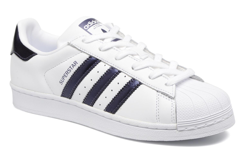 Grandes descuentos últimos zapatos Adidas Originals Superstar W (Blanco) - Deportivas Descuento