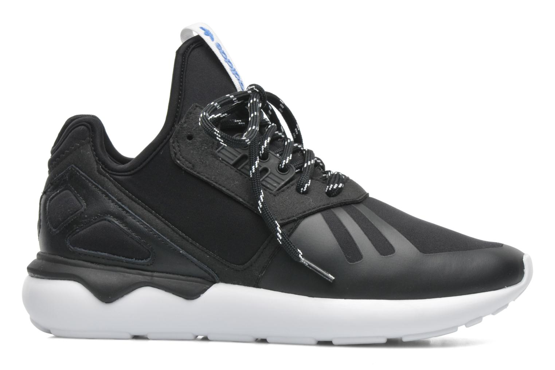 Sneaker Adidas Originals Tubular Runner schwarz ansicht von hinten