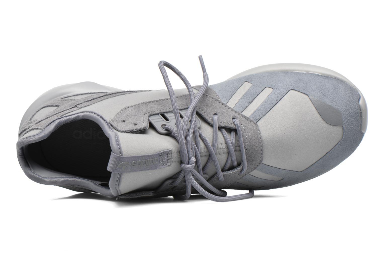 Baskets Adidas Originals Tubular Runner Gris vue gauche