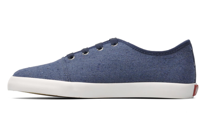 Sneaker Coca-cola shoes Wake blau ansicht von vorne