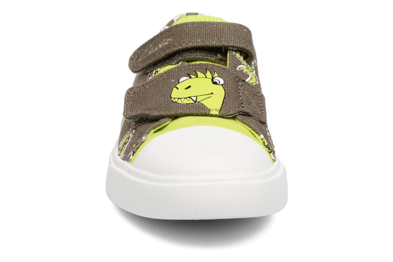 Sneakers Clarks Tricer Roar Grøn se skoene på