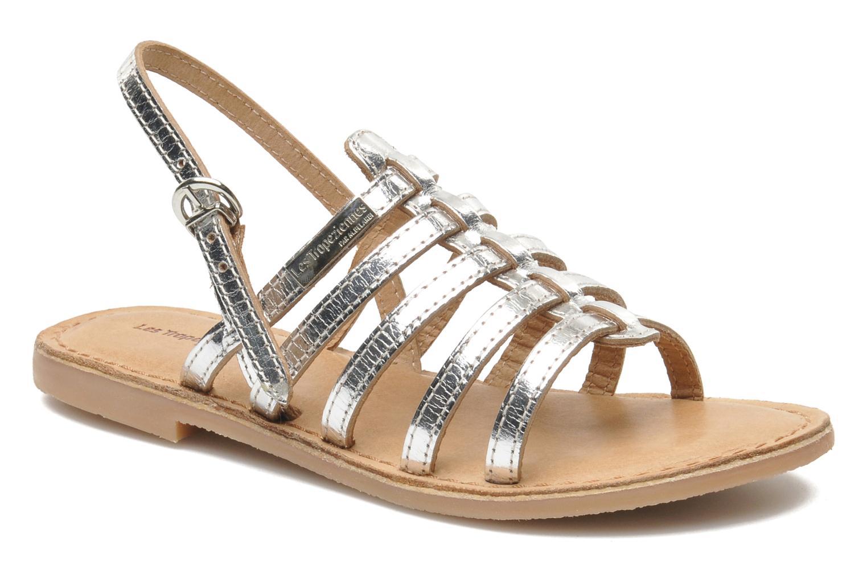 Sandaler Les Tropéziennes par M Belarbi Mangue Sølv detaljeret billede af skoene