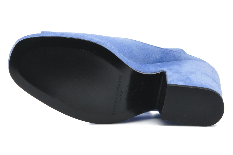 Emi platform sandal Jet Blue