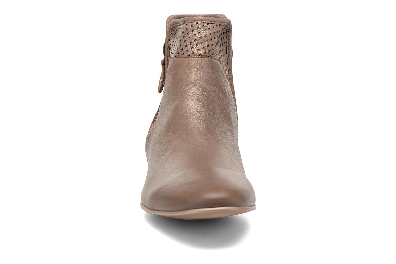 Bottines et boots Karston Joani Marron vue portées chaussures