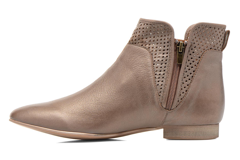 Bottines et boots Karston Joani Marron vue face