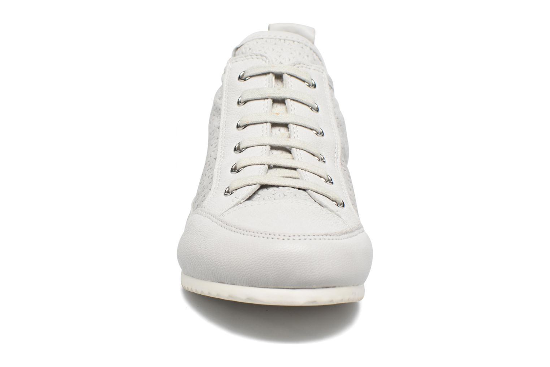 Baskets Karston Cacao Gris vue portées chaussures