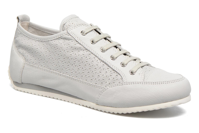 Sneakers Karston Cacao Grijs detail