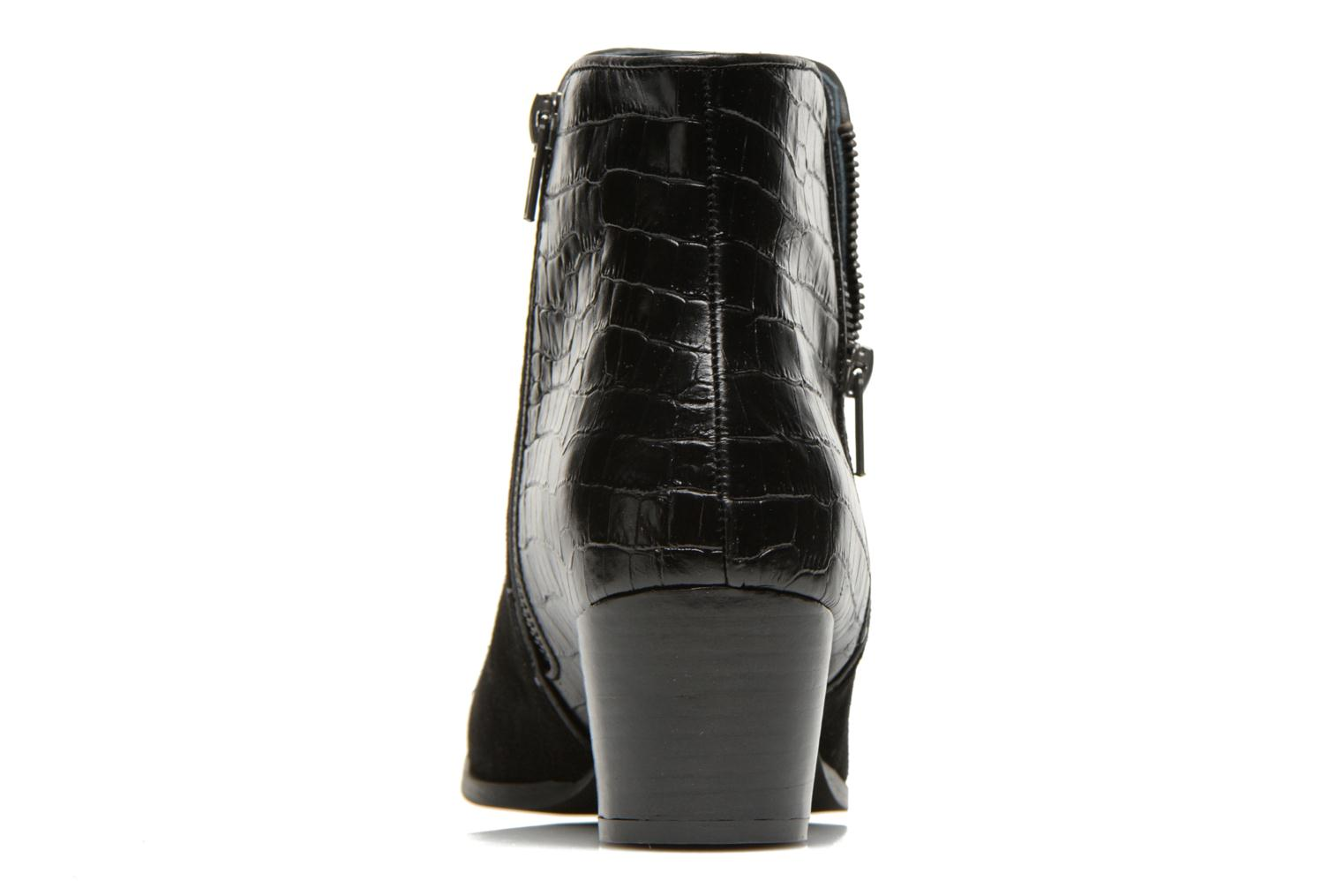 Ankle boots Jonak Douti Black view from the right