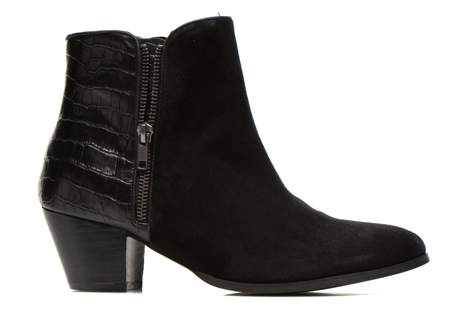 Ankle boots Jonak Douti Black back view