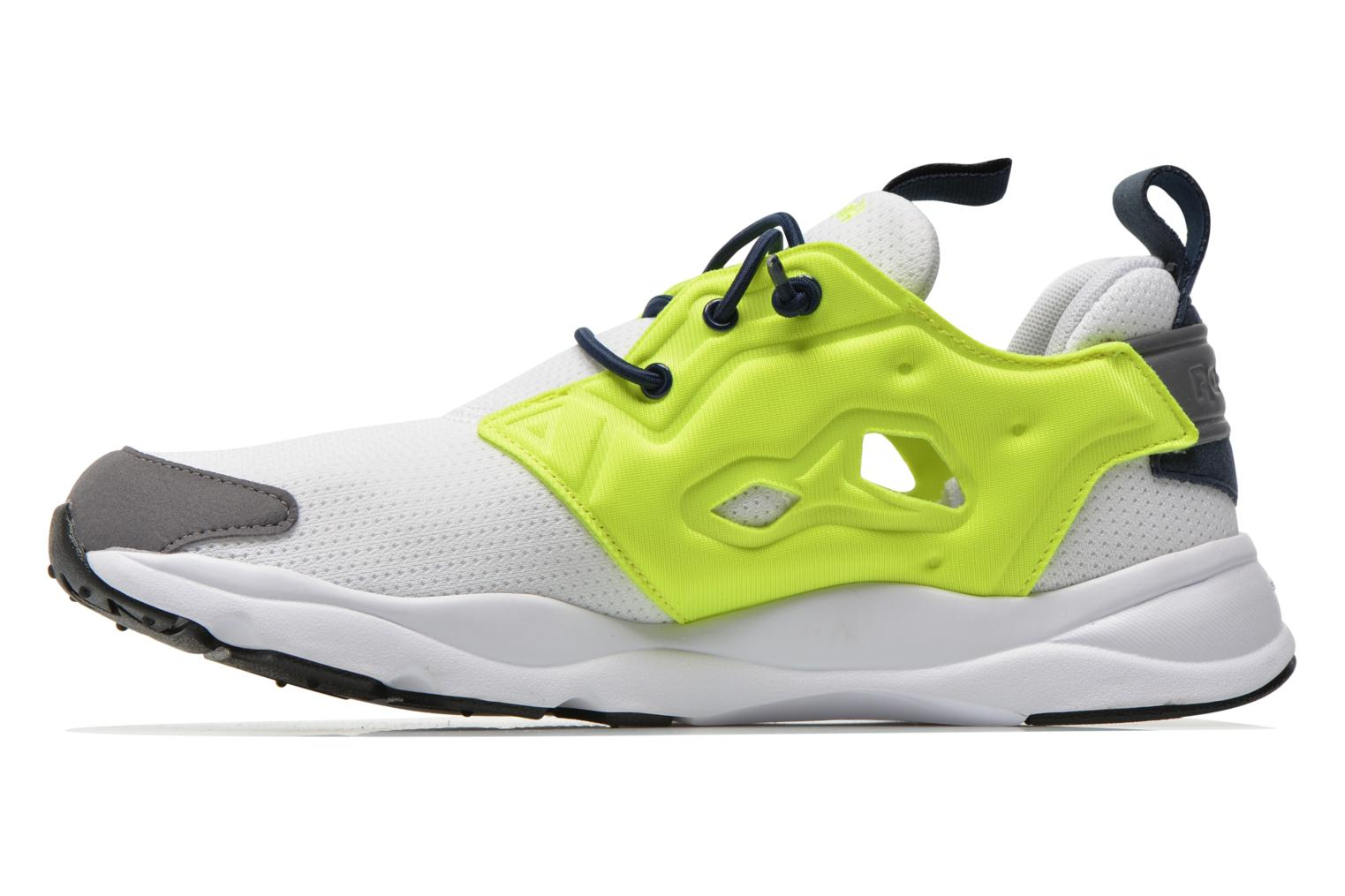 Furylite W White/Solar Yellow/Shark/Black/Cllg Navy