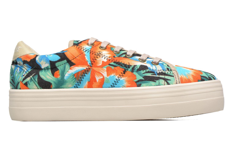 Trainers No Name Plato Sneaker Tropics Multicolor back view