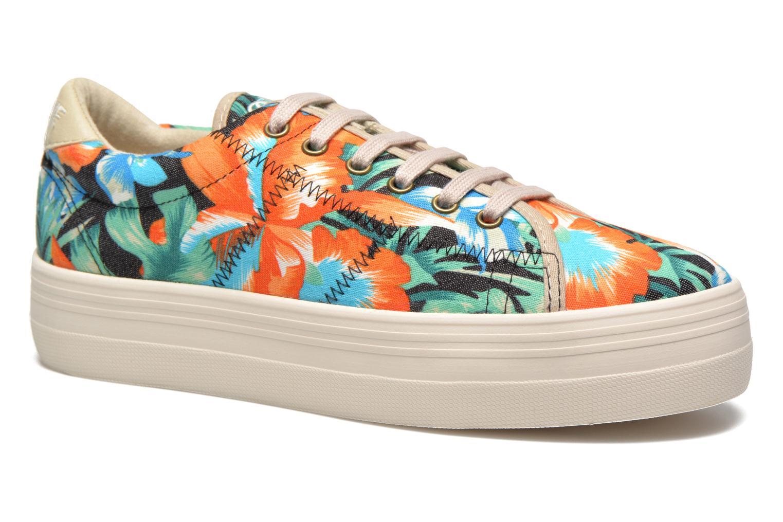 Baskets No Name Plato Sneaker Tropics Multicolore vue détail/paire
