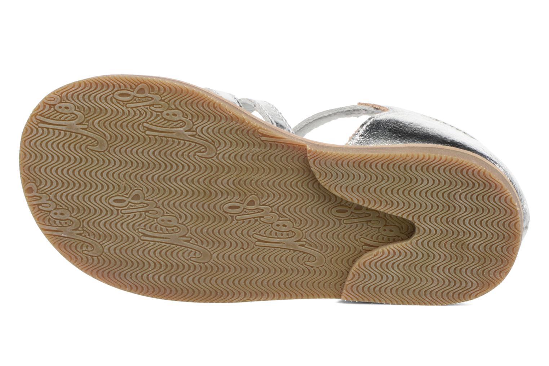 Sandali e scarpe aperte Mod8 Arcade Argento immagine dall'alto